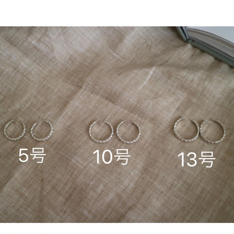 【Paw】#0017 silver
