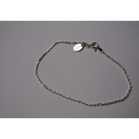 Paw  silver bracelet  chain  0013