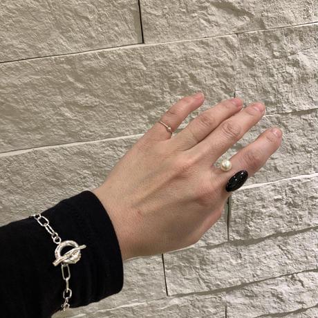 Paw silver bracelet  chain  original-type #0012B1