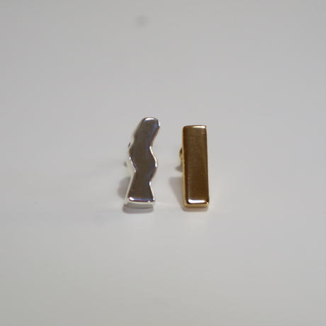 Paw silver pierce #026Psv(1ケ販売)