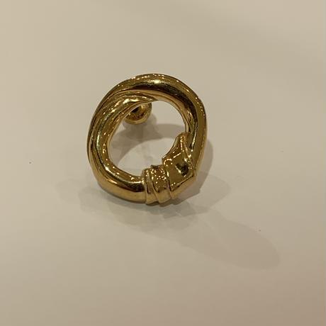 Paw silver pierce #022Pgo(1ケ販売)