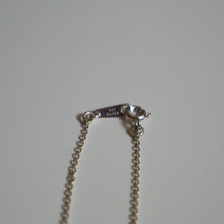 【Paw】slim chain (40cm) #008