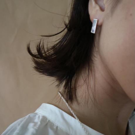 Paw silver pierce #027Psv(1ケ販売)
