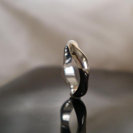 Paw silver ring #0024Rsv