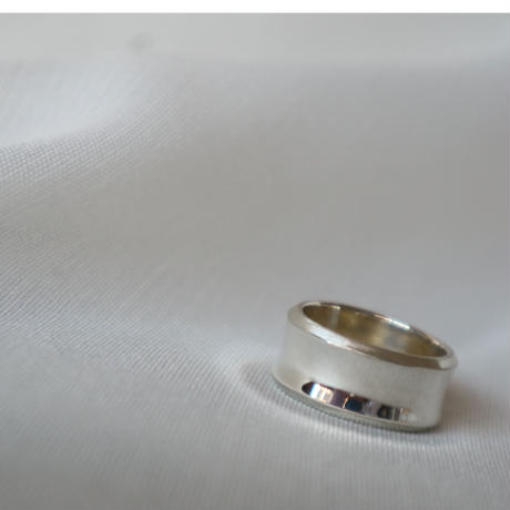 Paw silver ring #025R