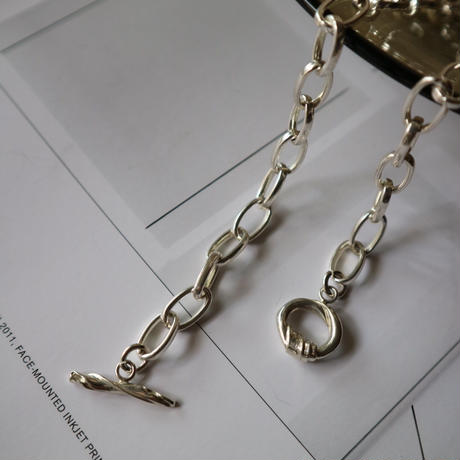 【Paw】 thick chain #0012