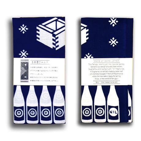 江戸注染手拭い/日本酒ワールド