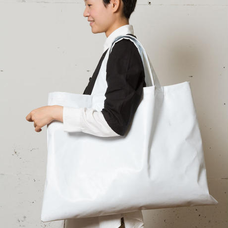 【Tote】 White  ※再販予定あり