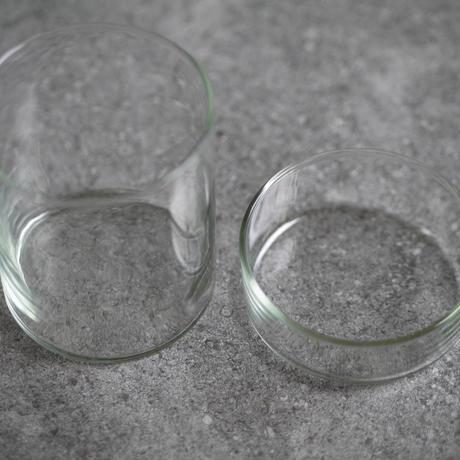 リューズガラス キャニスター サンドリィ L