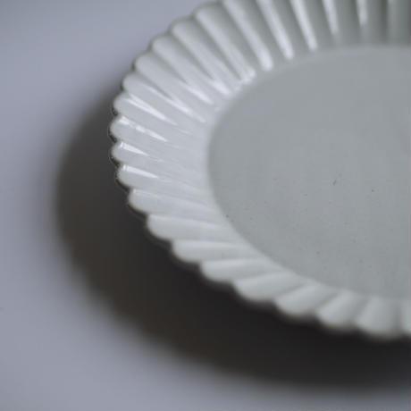 Barbarie bread plate BLANC
