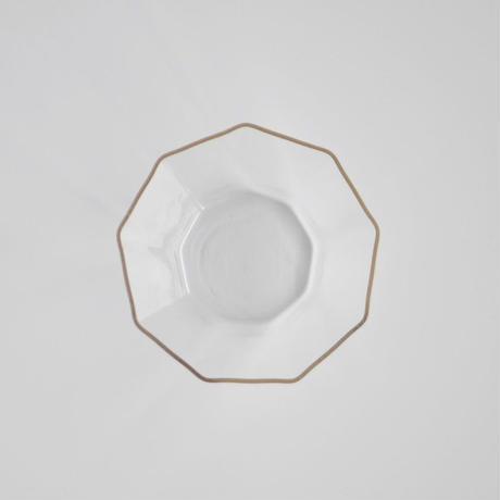 金縁 九角小鉢