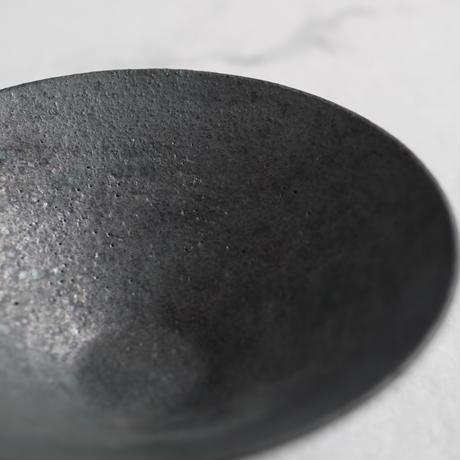 黒鈍 狹底鉢