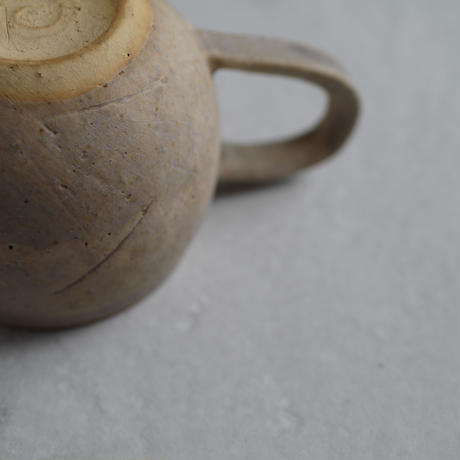 粉灰 コーヒーカップ