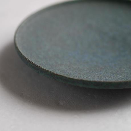 藍香 皿 φ14
