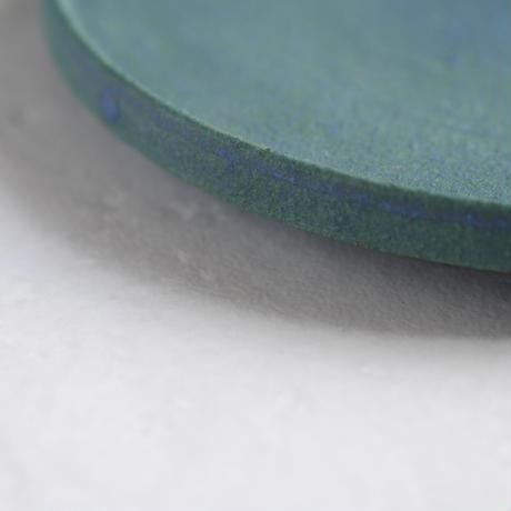 藍香 フチタチ皿