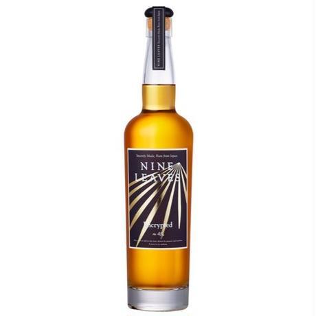国産ラム酒 NINE LEAVES ENCRYPTED Ⅲ(ナインリーヴズ エンクリプテッド3)