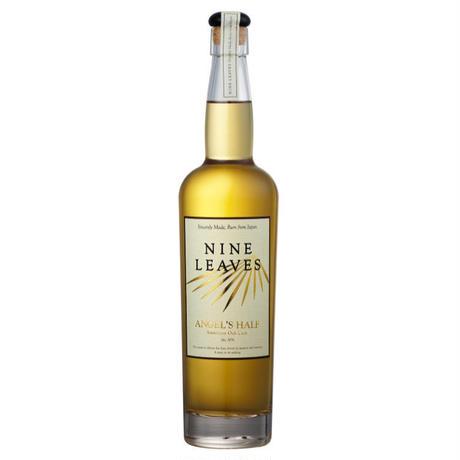 国産ラム酒 NINE LEAVES ANGELE'S HALF American Oak Cask (ナインリーヴズ エンジェルズハーフ〜アメリカンオークカスク〜)