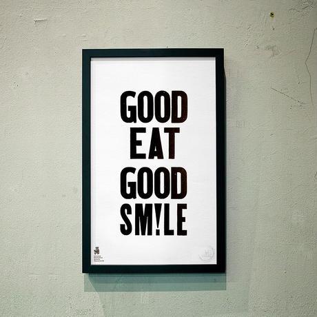 GOOD EAT GOOD SM!LE