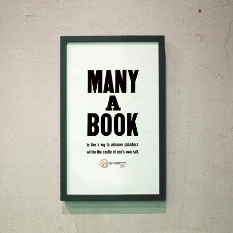 MANY A BOOK(Normal ver.)