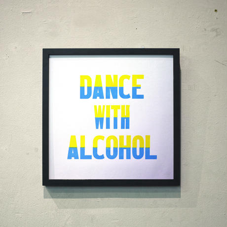 DANCE WITH ALCOHOL(White-Paper ver.)