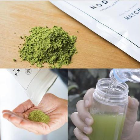 NODOKA 煎茶パウダー