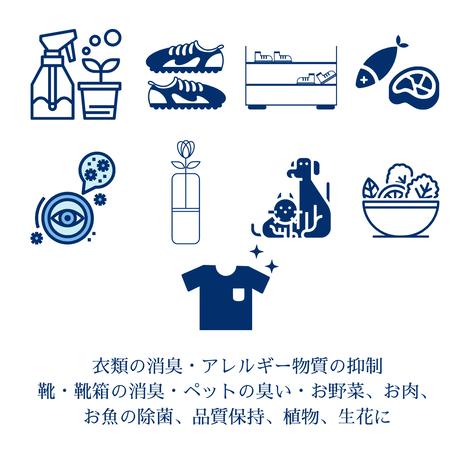 CELA カードスプレーボトル 【denim】