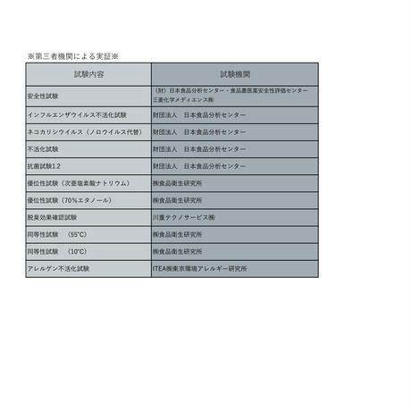 CELA カードスプレーボトル 【mono】
