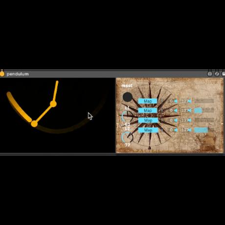 Pendulum  - M4L Devices
