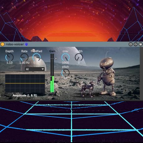 RoboVoicer  - M4L Devices