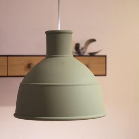 【展示品現品SALE】UNFOLD PENDANT LAMP (グリーン)