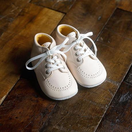 Lace Up Shoes : c/# Beige
