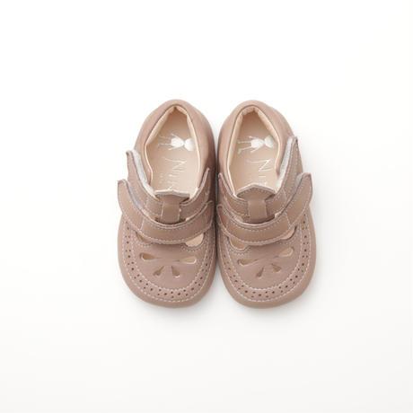 W Strap Shoes : c/# Mocha
