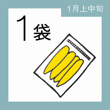 【1月分予約】仁連宿ほしいも1袋(300g×1)