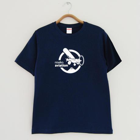 Xcub 羊蹄山 Tシャツ/T-Shirt Navy