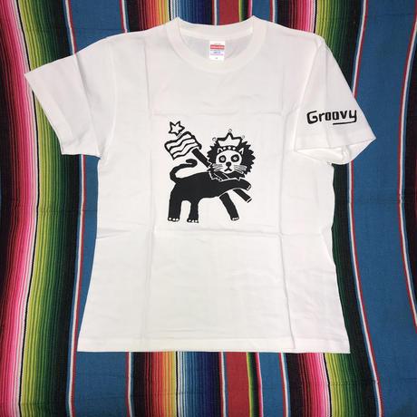 GROOVY × downchill コラボTシャツ
