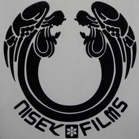 NISEKO FILMS VENUS カッティングステッカー ホワイト