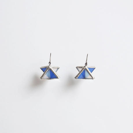 rhombus pierce/blue