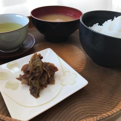九条ねぎの蕾の佃煮