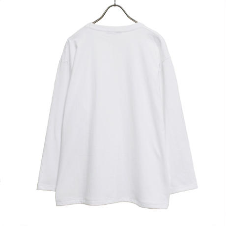 LONG SLEEVE T-SHIRTS                    [予約販売]