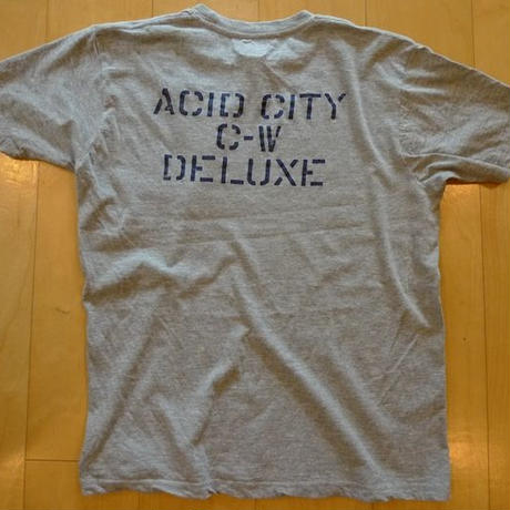 DELUXE x NITELIST ACID CITY 2 Limited Tee Shirts 再入荷!!