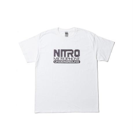 NITRO AURORA REF TEE(BLACK or WHITE)