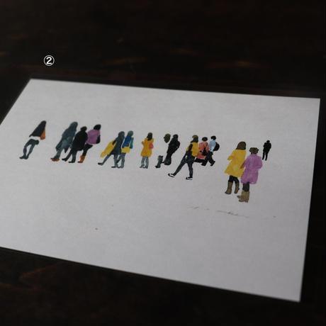 ヤマダポストカード