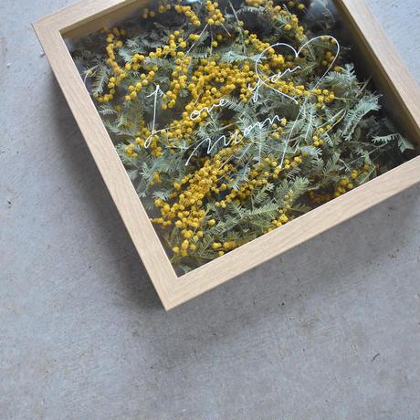 mimosa frame square 宅配便