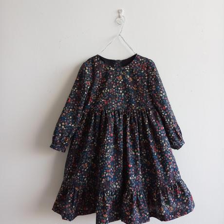 ティアードスカートのワンピース Size 90