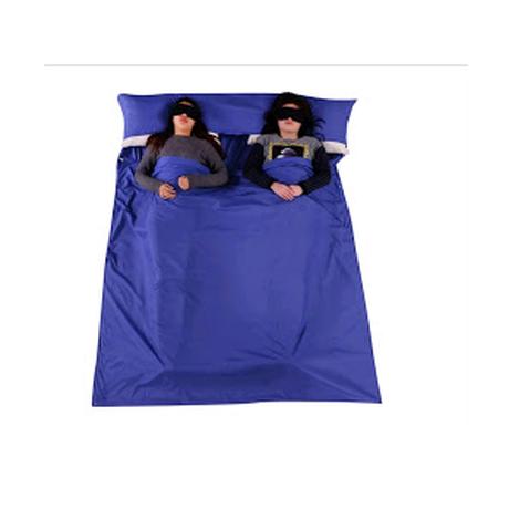 夏用 2人用 寝袋