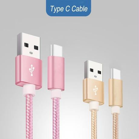 Nintendo Switch 対応 3A USB Type C ケーブル 1m