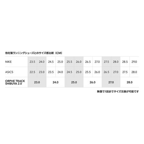 ORPHE TRACK - ORPHE CORE 1.2+SHIBUYA 2.0(センサー+シューズ)