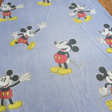 Mickey Mouse Box Sheet