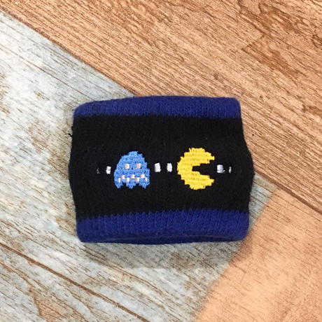 Pac-man Wrist Band