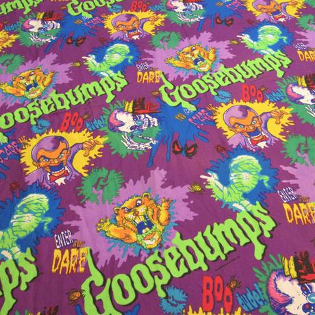Goosebumps Sheet